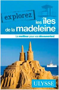 Livre tourisme - Les îles de la madeleine - jamais utilisé