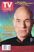 TV Guide Star Trek 2002