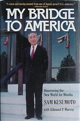 SAM KUSUMOTO (MINOLTA CAMERAS) 1989 BOOK