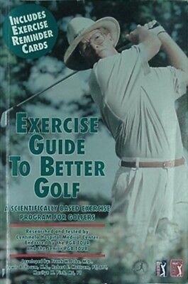 EXERCISE GUIDE TO BETTER GOLF, 1994 (TOM KITE CVR, CRAMPTON, STOCKTON