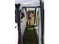 """OUTDOOR REVOLUTION """"Movelite T2"""" is the best compact, quick-inflation drive-away air-awning"""