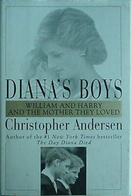 Prince William   Prince Harry   Dianas Boys  2001 Book