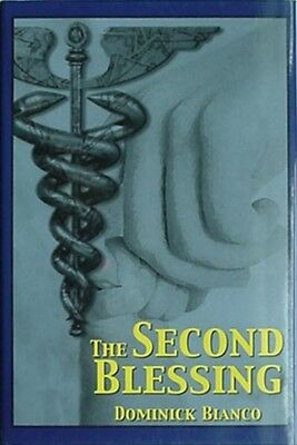 THE SECOND BLESSING, 2001 BOOK (HOSPITAL DRAMA) ***SIGNED***