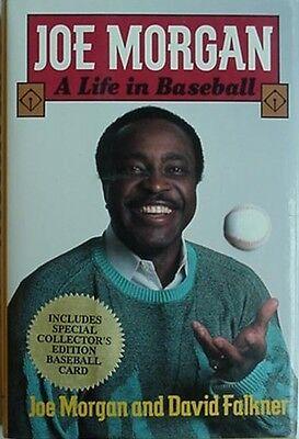 JOE MORGAN  1993 BOOK