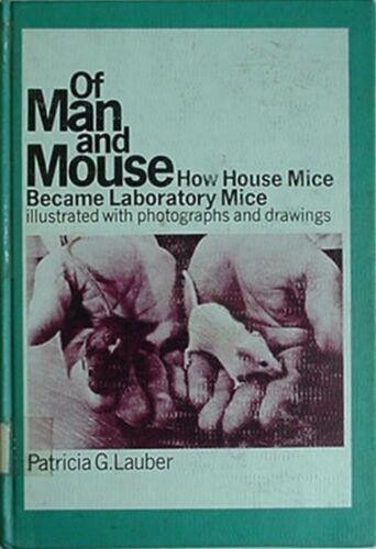 LABORATORY MICE, 1971 BOOK (JACKSON LABORATORY, BAR HARBOR, MAINE
