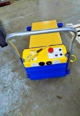 Mobile Lift Table Battery Charger Included Model Vestil 24-10-dc New