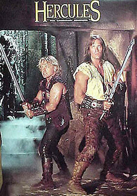 1998 Hercules Legendary Journeys TV Series Poster- 23x35- FREE S&H (XEPO-1654)