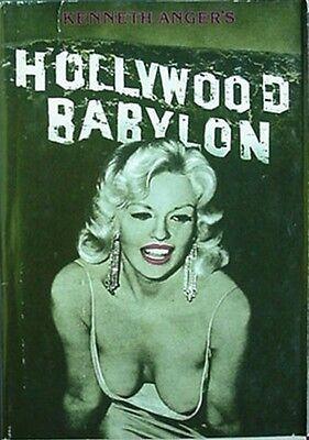 HOLLYWOOD'S DARKEST/BEST KEPT SECRETS, 1983 (JAYNE MANSFIELD CV, BUSTER