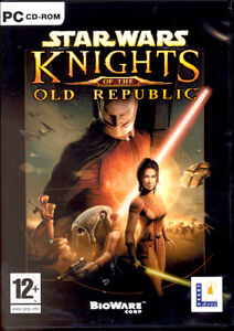 Star Wars Knights of the Old Republic FOR PC SEALED NEW