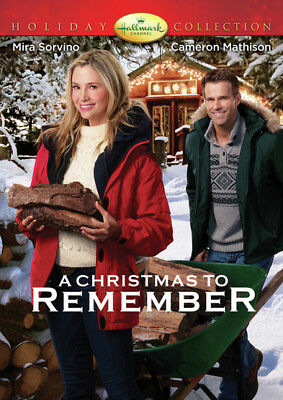 A Christmas To Remember 2016  Hallmark Dvd  Mira Sorvino  Cameron Mathison New