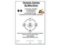 Mike Oliver Personal Training from £5 a week!