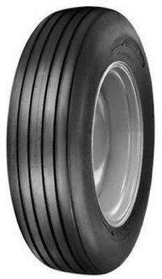 Two 2 7.60-15 Lrd Rib Implement I1 Tires Fits Planters Disc Harrow Wagon Etc