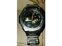 G shock cassio watch water proof watch £500 new ono