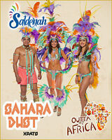 CALL FOR MODEL WITH CARIBANA / MASS COSTUME