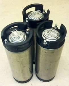 Looking for ball lock style corny kegs