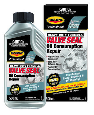 Rislone   Valve Seal Oil Consumption Blue smoke Repair all engines AudiBMW vw