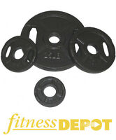 New Fitness Depot Olympic Standard Weight Weights Plates WPOS