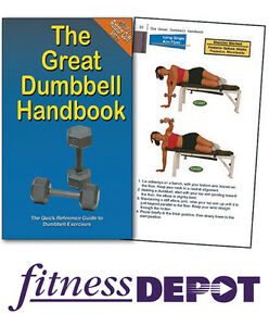 PRODUCTIVE FITNESS The Great Dumbbell Handbook BKTGDUMBBELL