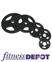 Olympic Rubber Coated Weight Plates Free Weights WPOR