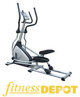 FITNESS DEPOT EVERBRIGHT Front Drive IM-FD Elliptical EVEFDIMFD