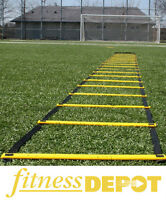 Fitness Depot 5m Agility Speed Ladder with Carrying Case AGLADD5