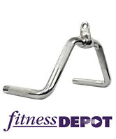 FITNESS DEPOT Multi Style Rowing Attachment, Chrome CAMROWC