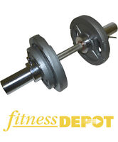Olympic Dumbbell Handle with Brass Bushings SALE!!! DBOSB