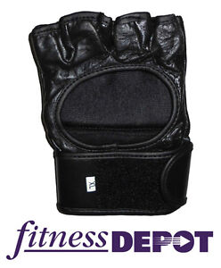 PETRA Leather MMA Gloves MAPS1185