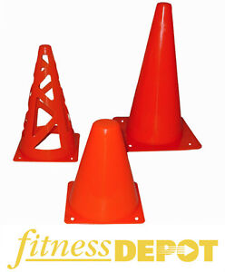 FITNESS DEPOT Agility Cones AGCONE