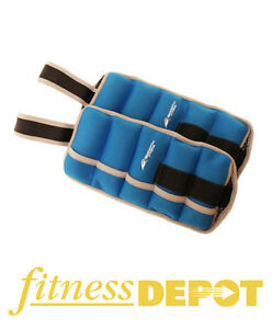 SMOOTH Ankle Weights 2x2.5lb Pair AWAW025P05SM