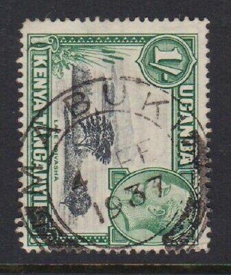 KENYA, UGANDA & TANGANYIKA POSTMARK - .MABUKI 1937 (Uncommon)