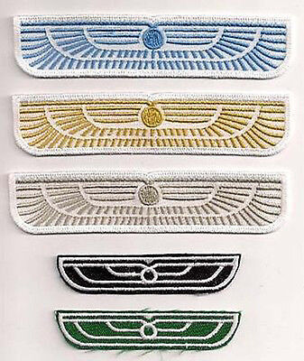 Alien Movie Patch Set Of 5 Embroidered Patches Weyland Yutani Wings  Alpaset 7
