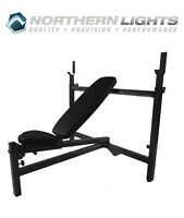 NORTHERN LIGHTS Decline Olympic Workout Center Bench NLDOWB