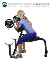 NORTHERN LIGHTS Preacher Curl Seated NLCURL