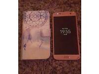 Samsung S7 rose gold ynl