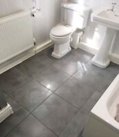 BATHROOM /KITCHEN TILING SPECIAL!!