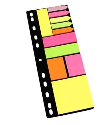 Info Sticky Notes Folder Set With Various Sizes And Shapes
