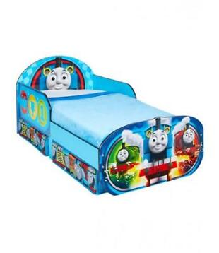 ð Thomas de Trein Junior Bed Peuterbedje | Stoomlo...
