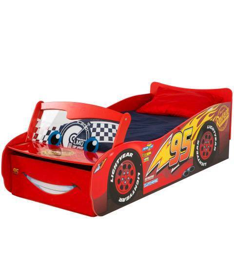 Car Toy Bed suitable for under 5s