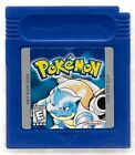 Nintendo Game Boy Color Pokemon Blue Version Video Games