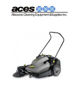 Karcher KM 70/30 C - Compact Floor Sweeper