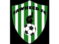 Established Mens 11 a side team - looking for friendlies on 28/4/18 and 5/5/18