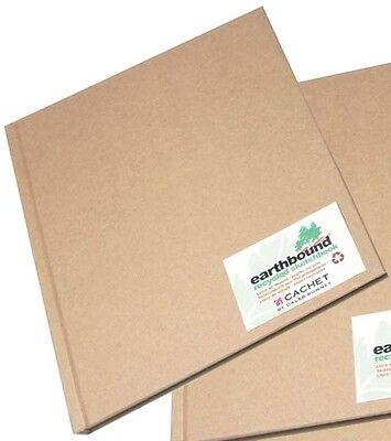 Earthbound Sketchbook - Daler Rowney Earthbound Recycled Paper Hardback Sketchbook - A3 Casebound