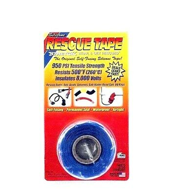 Rescue Tape Blue Silicone Repair Tape