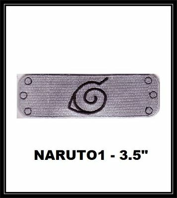 NARUTO HEAD BAND  PATCH - NARUTO1