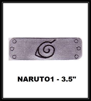 NARUTO HEAD BAND  PATCH - NARUTO1
