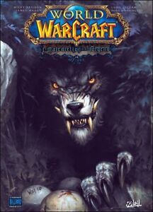 WORLD OF WARCRAFT # 14 LA MALÉDICTION DES WORGENS ÉTAT NEUF