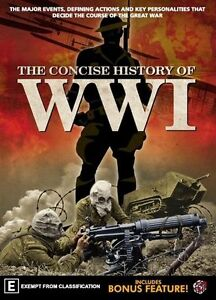 A-Concise-History-of-WWI-NEW-DVD