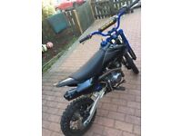 Pit bike 125cc reduces on price don't miss out come get your bargain