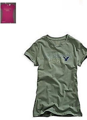 NWT American Eagle Outfitters Graphic Logo Tee